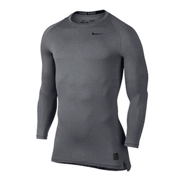 6d785c25 Nike Shirts | Mens Hypercool Compression Long Sleeve | Poshmark